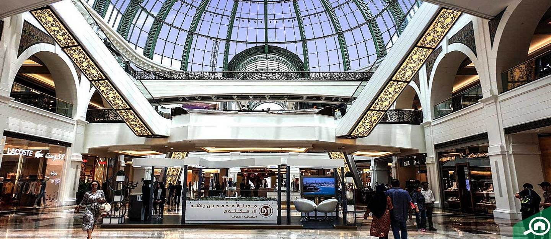 Mall of Emirates in Al Barsha