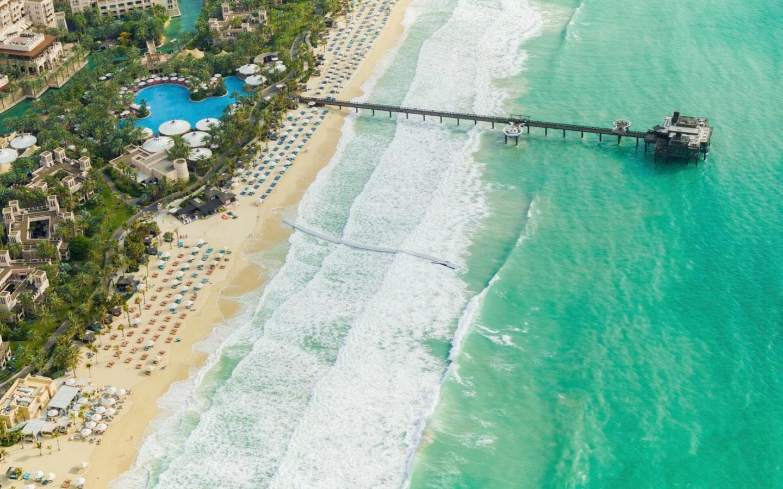 Best Private Beaches In Dubai Sofitel