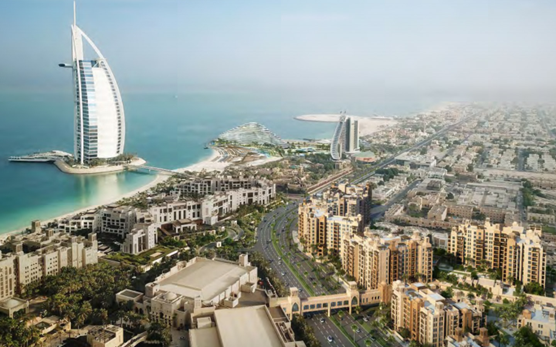 Madinat Jumeirah Living Location