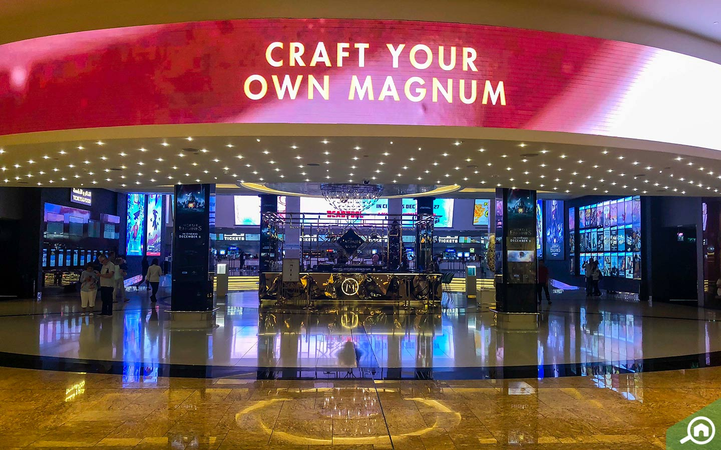 Magnum Store at Mall of the Emirates