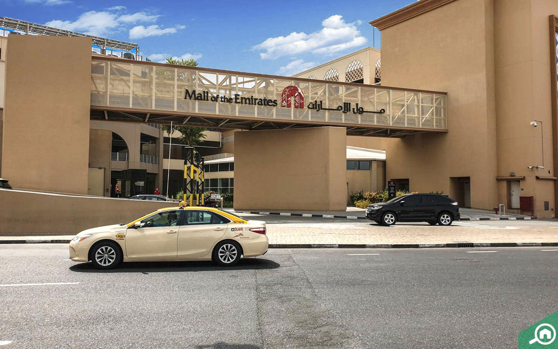 Mall of Emirates exterior