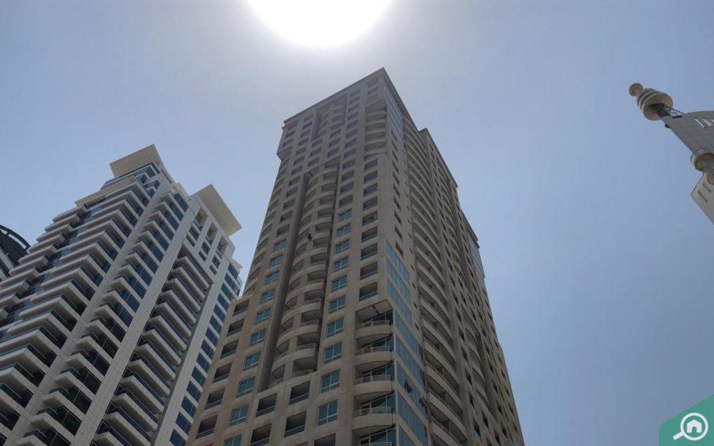 Manchester Tower in Dubai Marina