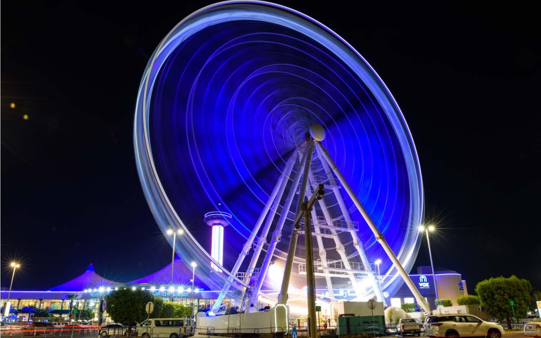 Marina Eye Ferris Wheel Abu Dhabi