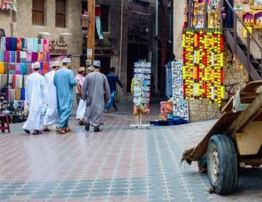 بعض محلات سوق الكرامة دبي