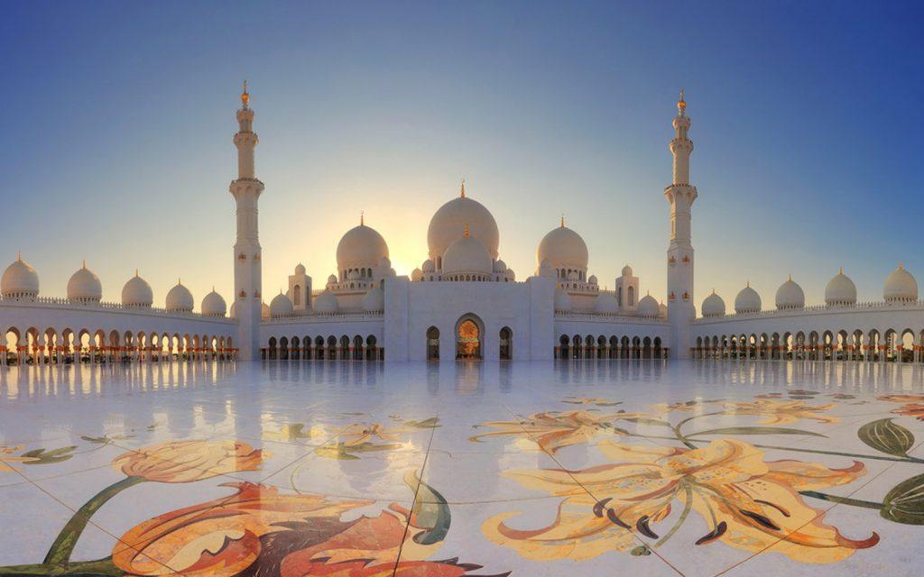 مسجد االشيخ زايد الكبير