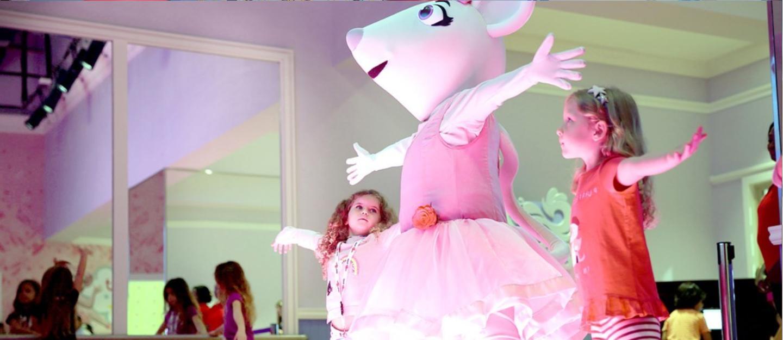 Mattel Play Town - Edutainment Centre in Dubai