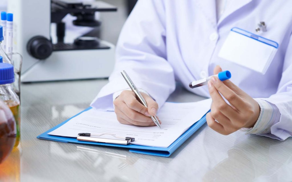Medical test for Dubai work visa