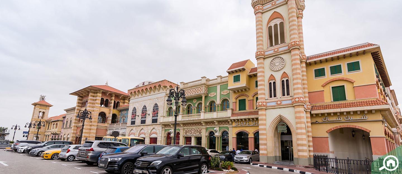 Mercato Mall, Jumeirah