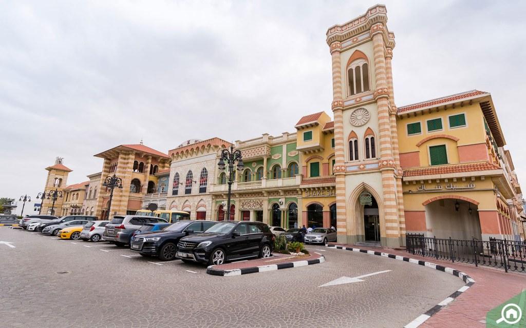 Mercato Mall in Jumeirah