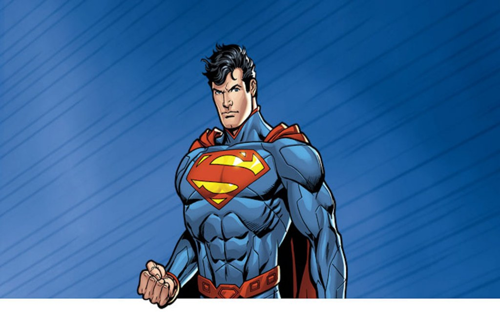 Superman at Warner Bros World Abu Dhabi