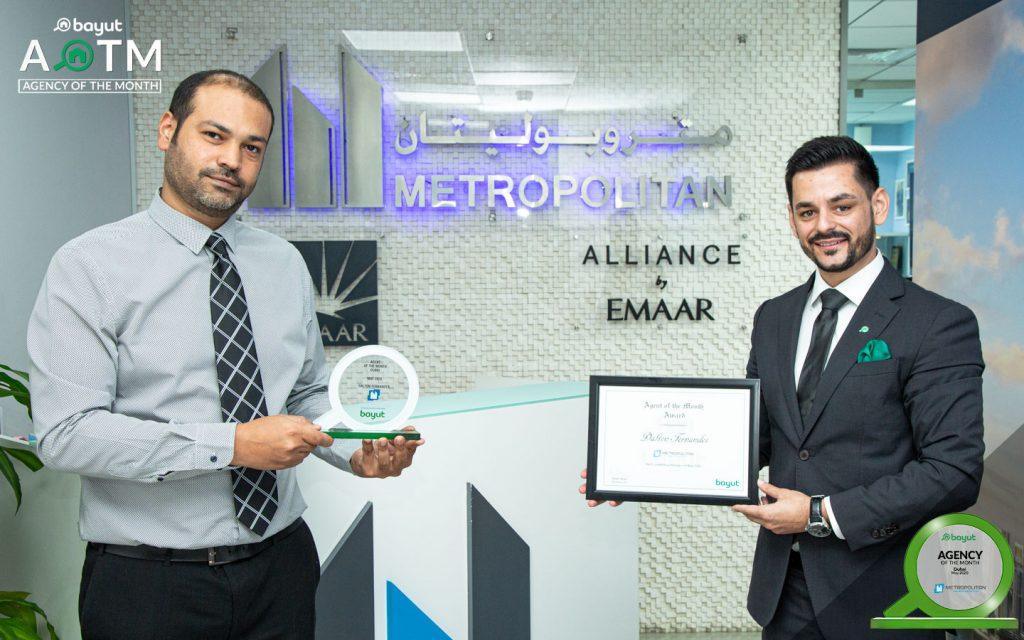 Dalton Fernandes, the Sales & Leasing Consultant at Metropolitan Premium Properties