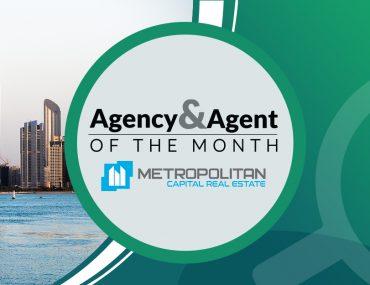 Agency of the Month Abu Dhabi, Metropolitan Capital Real Estate