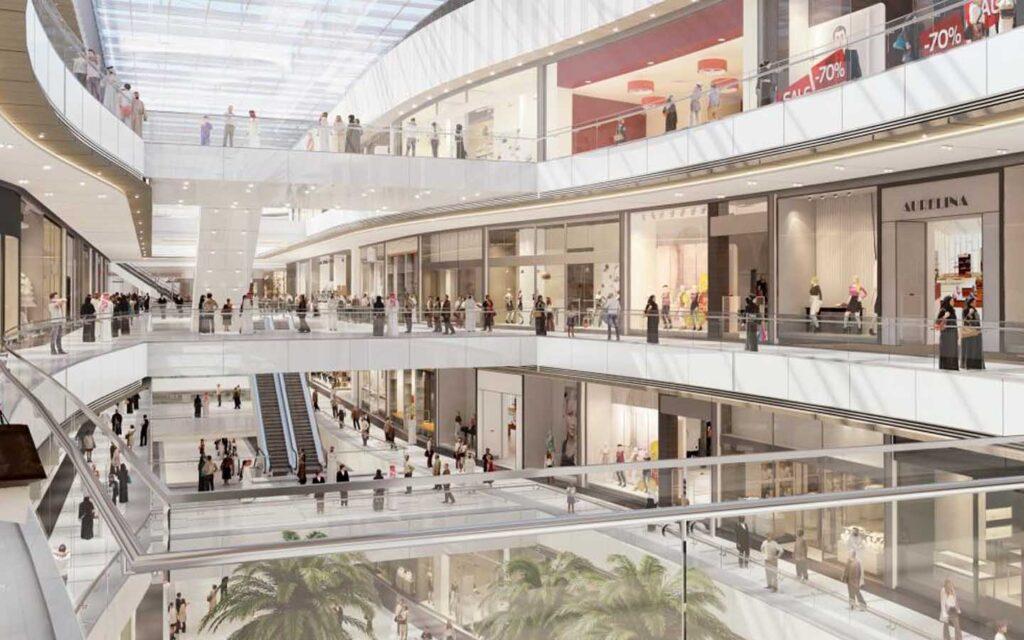 Meydan One Shops
