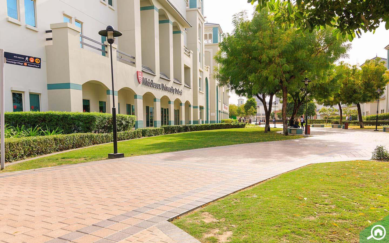 Middlesex Dubai Campus