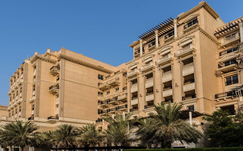 Le Meridien Mina Seyahi Beach Resort and Marina