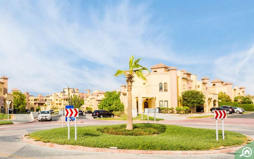 Mirdif villa community in Dubai