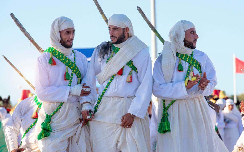 رقصة مغربية