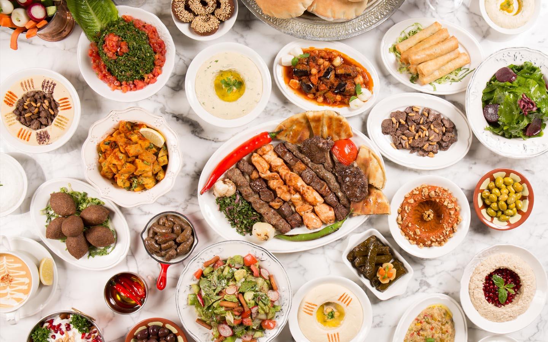 food at Mosaic