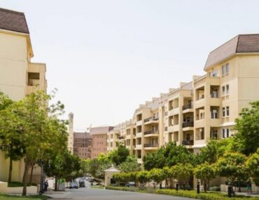 السكن في موتور سيتي دبي
