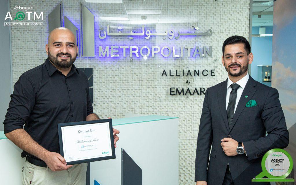 Muhammad Asim, IT Manager at Metropolitan Premium Properties