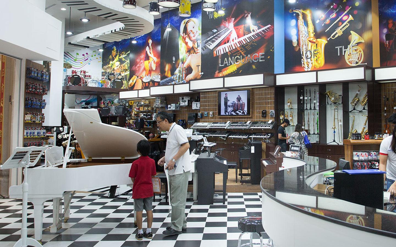 هل تعرف أين يمكنك إيجاد أفضل محلات الات موسيقية في دبي ماي بيوت