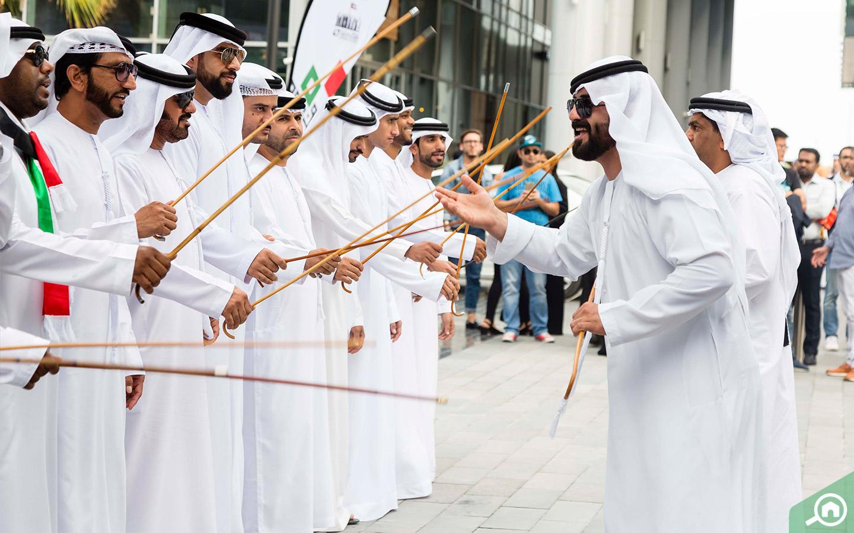 انطلاق فعاليات اليوم الوطني في سيتي ووك والمراكز التجارية والثقافية حياتنا جهات الإمارات اليوم
