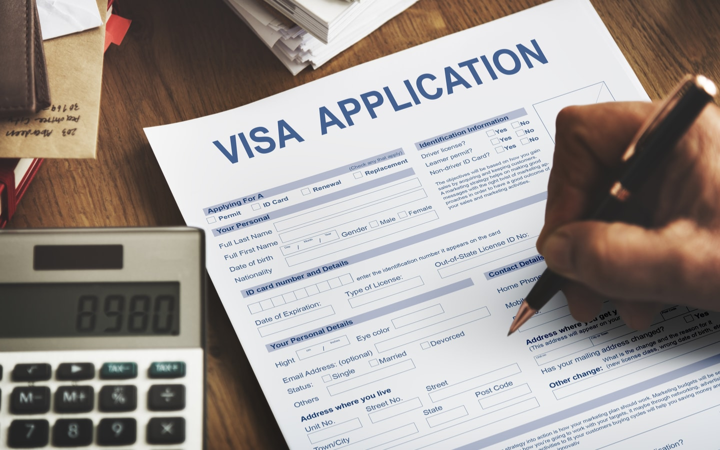 UAE long term visa