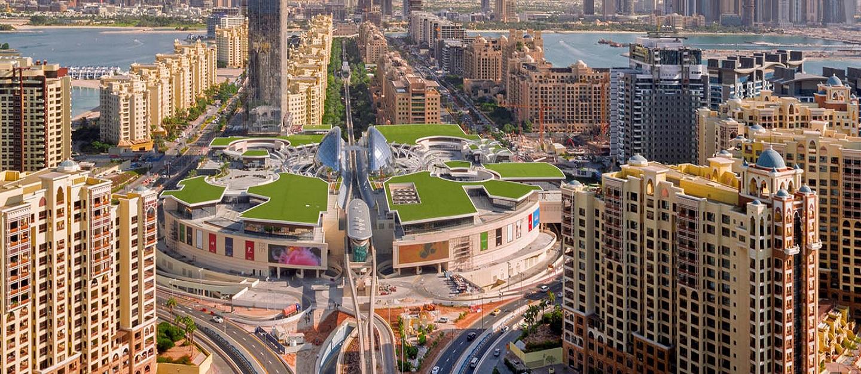 Nakheel Mall Palm Jumeirah