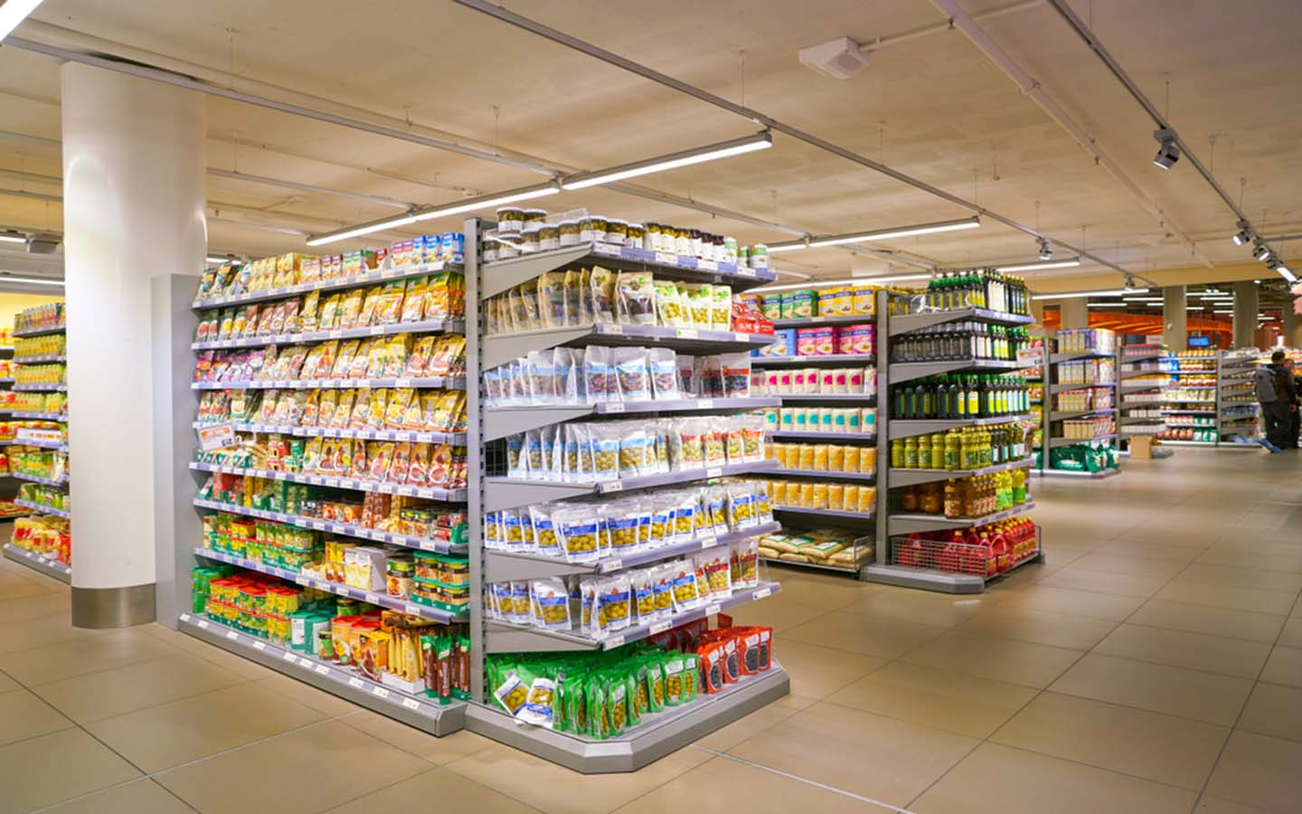 Nesto one of the best supermarkets in Ajman