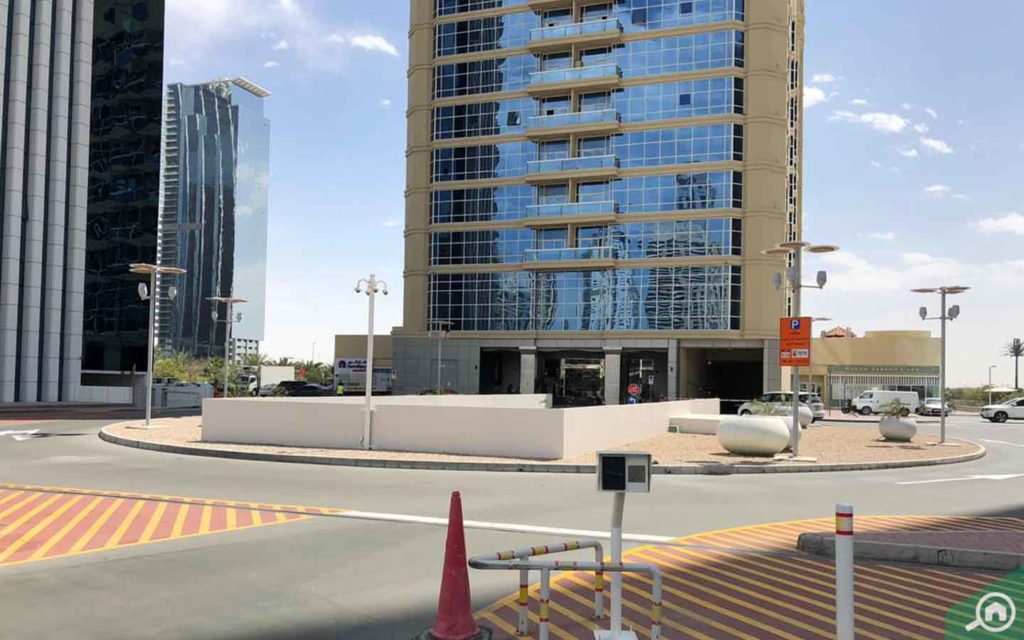 New Dubai Gate in JLT