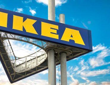 IKEA navigation tower