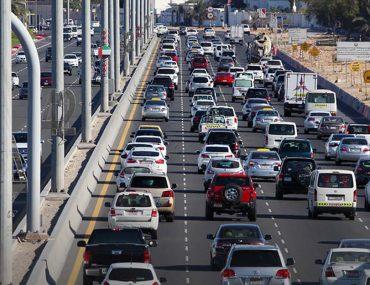 tailgating in Abu Dhabi