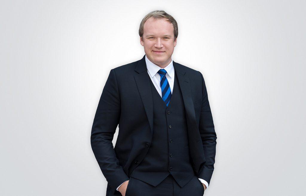 Image of Nikita Kuznetsov, the CEO of Metropolitan Premium Properties,