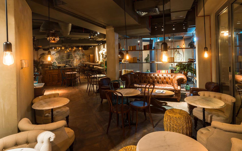 Lounge at Nola Eatery & Social House Jumeirah Lake Towers