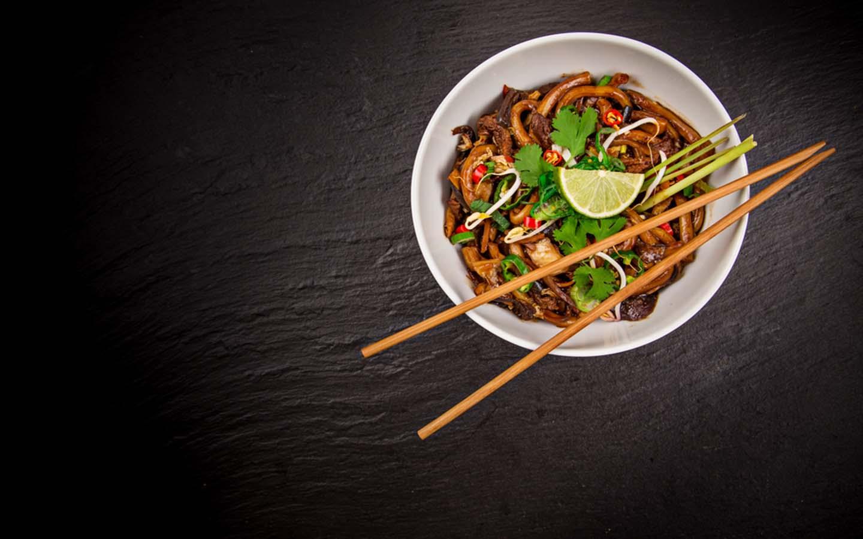الأكل الصيني التقليدي