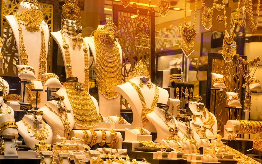 سوق الذهب في عجمان
