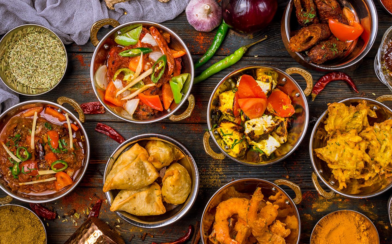 أكل هندي نباتي