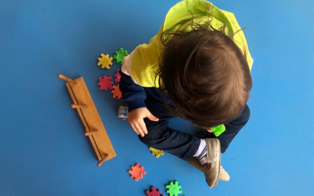 Interactive toys can play a vital role in children's learning progress