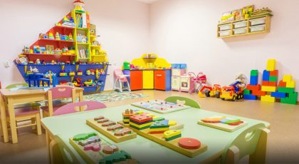 Top 11 Nurseries In Ajman Kids Zone