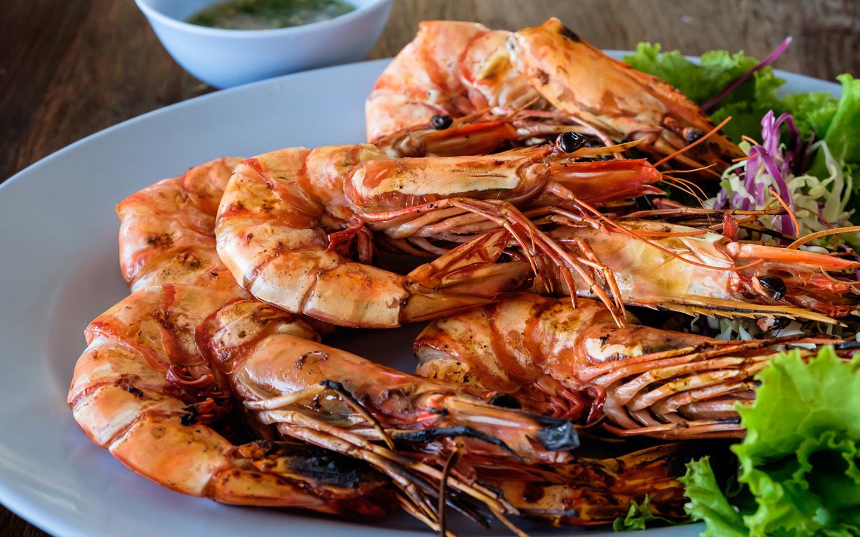 طعام بحري