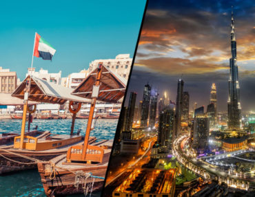 Old Dubai vs New Dubai