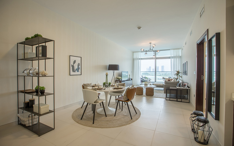 Azure Residences apartment interior