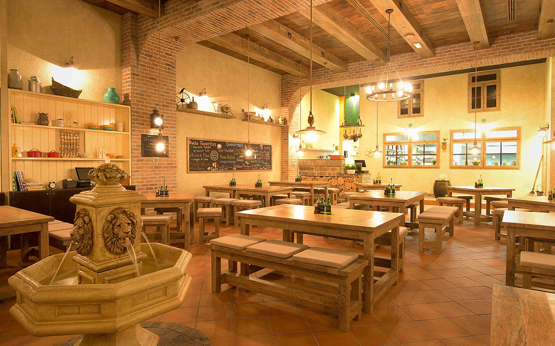 Oregano restaurant in DSO