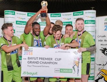 PH Real Estate - Bayut Premier Cup 2018