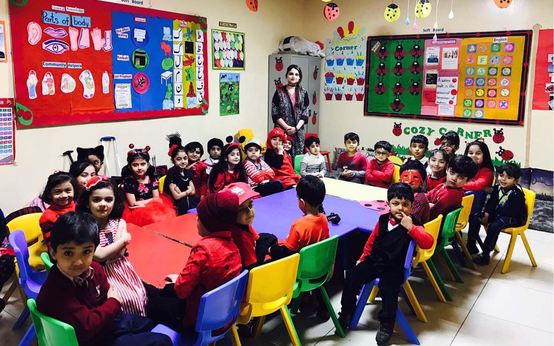 Pakistai School Ajman nursery