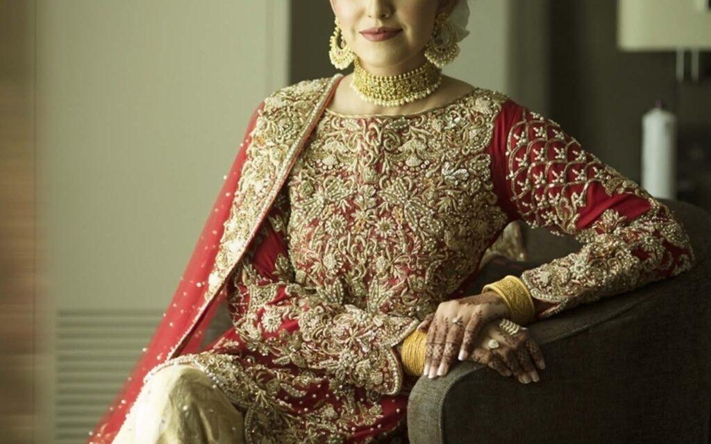 Pakistani bridal dresses, Dubai