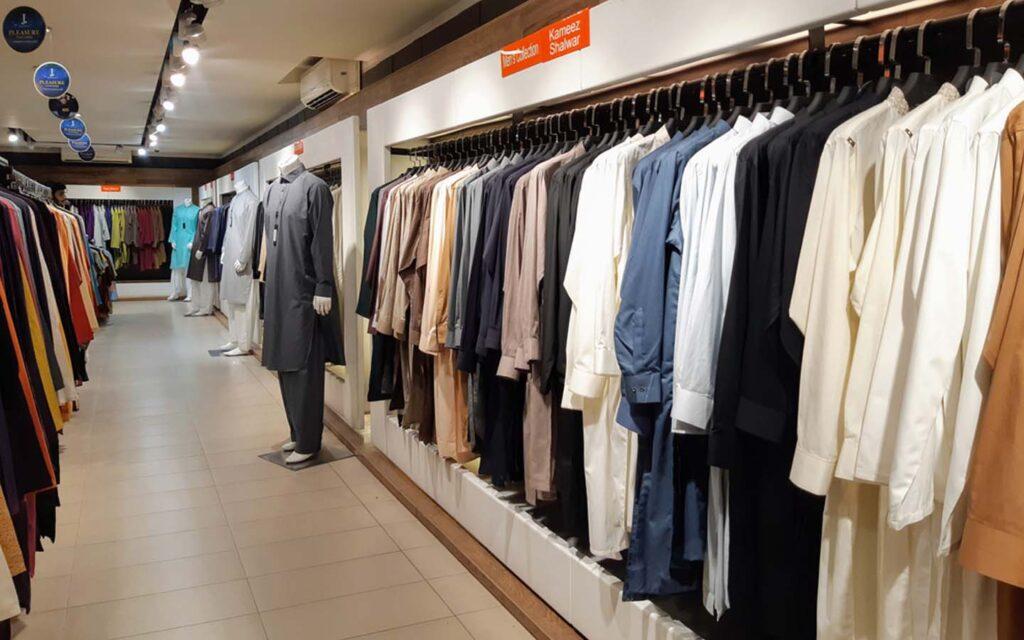 Pakistani men's clothes