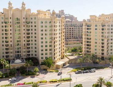 Shoreline Apartments in Palm Jumeirah
