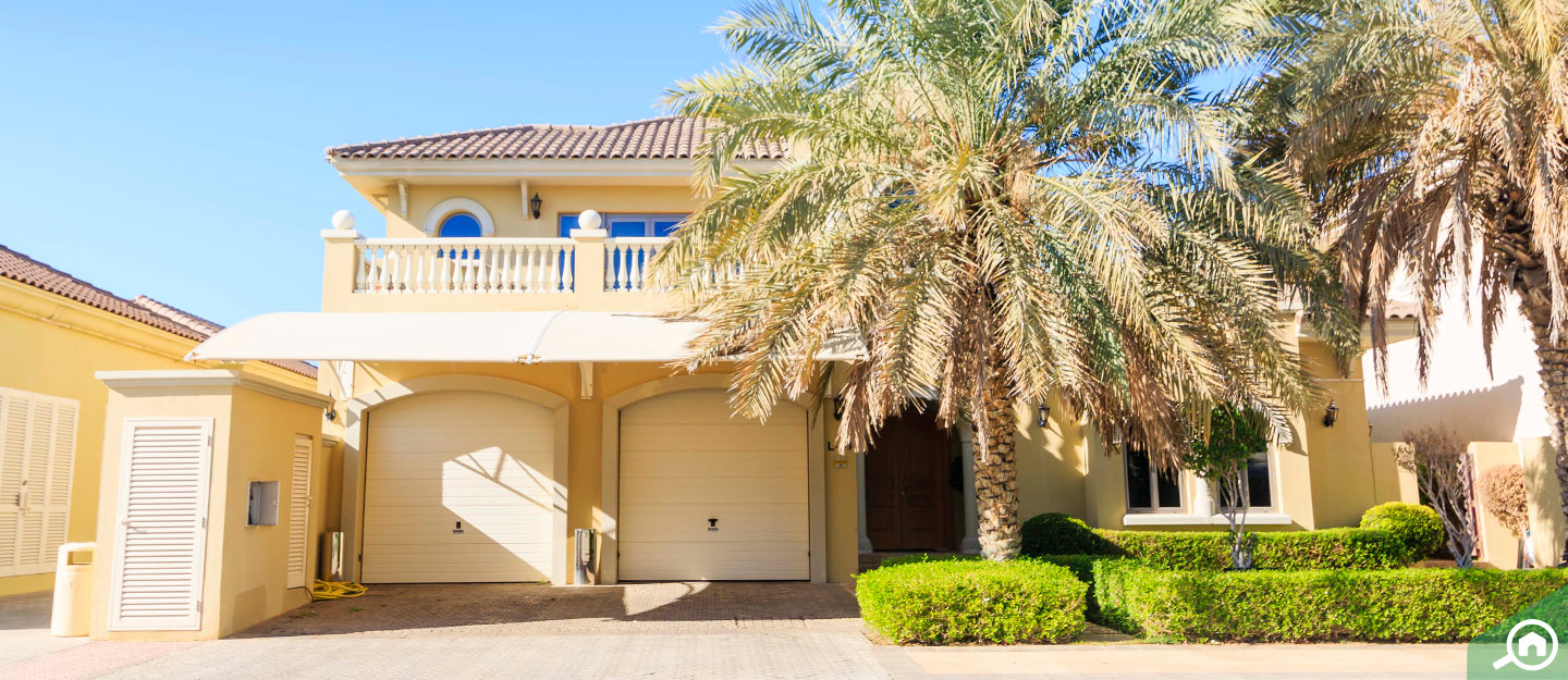 4-bedroom villa for sale in Palm Jumeirah