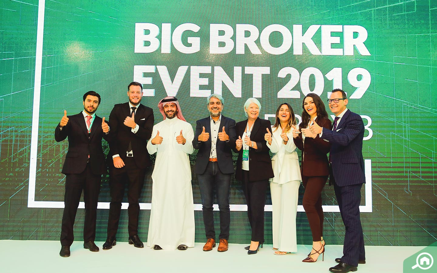 Panel Discussion at the Bayut Big Broker Event 2019